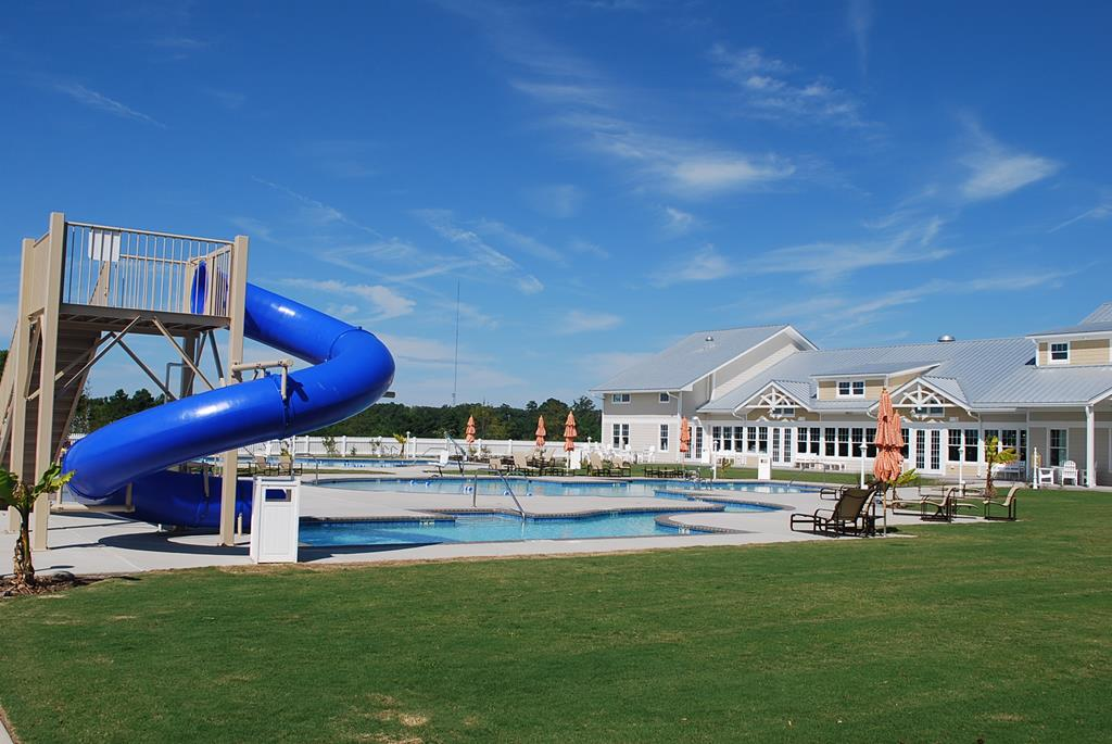 Enjoy Family Fun at the Pools.
