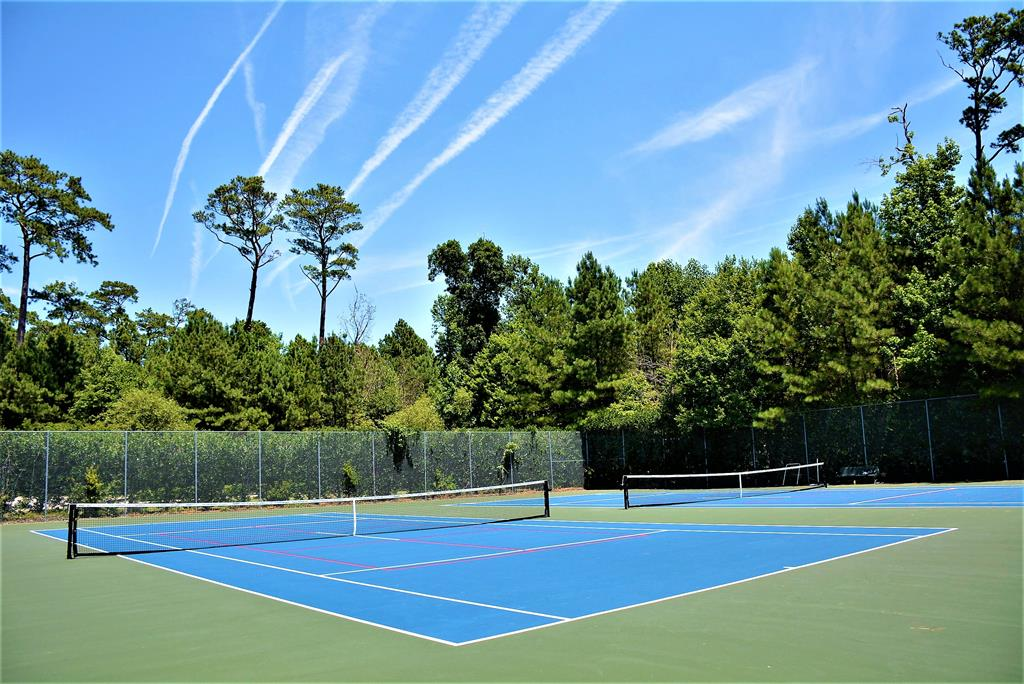 Community Tennis/Pickleball Courts