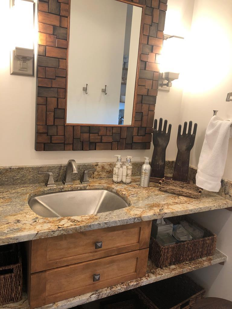 1st floor bath vanity