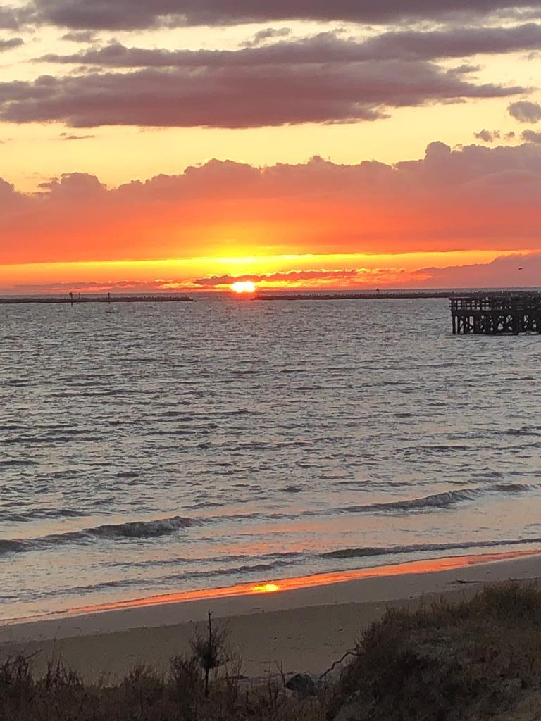 Amazing Cape Charles Sunsets