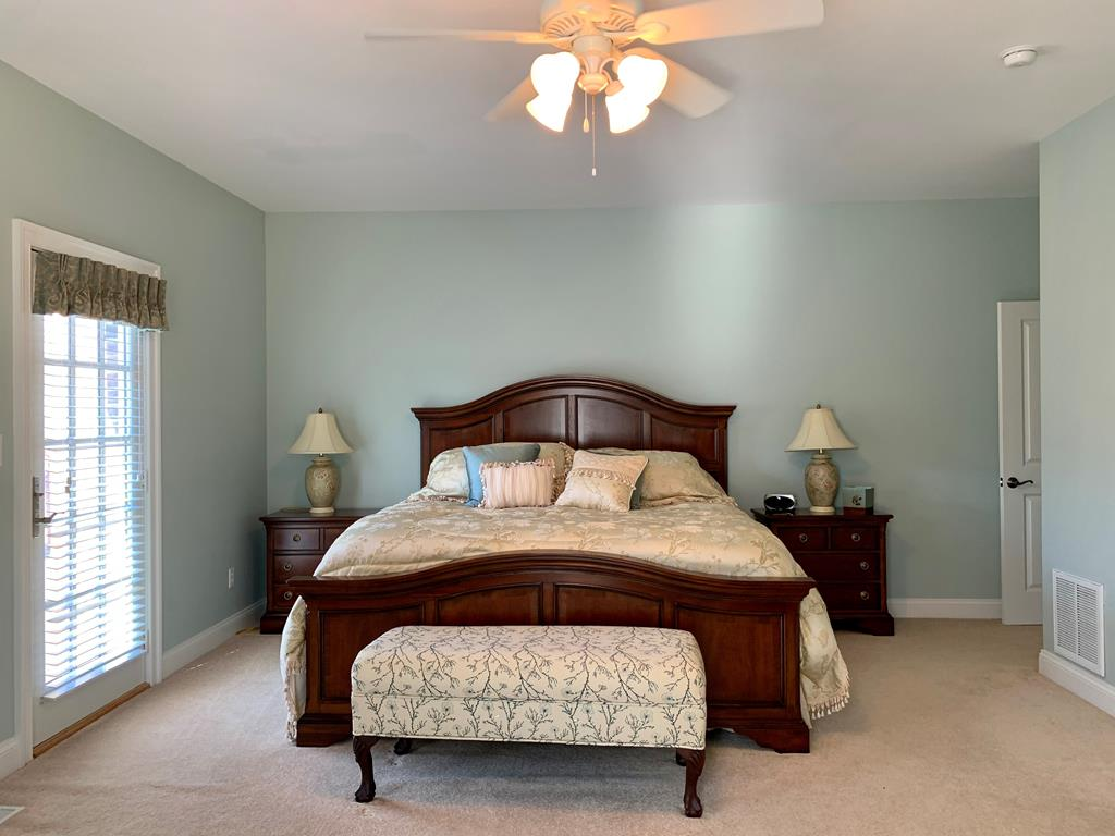 1st Floor, Master Bedroom