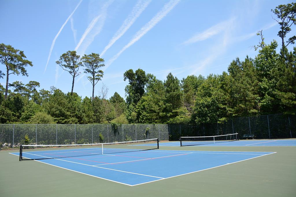 Tennis/Pickle Ball Courts